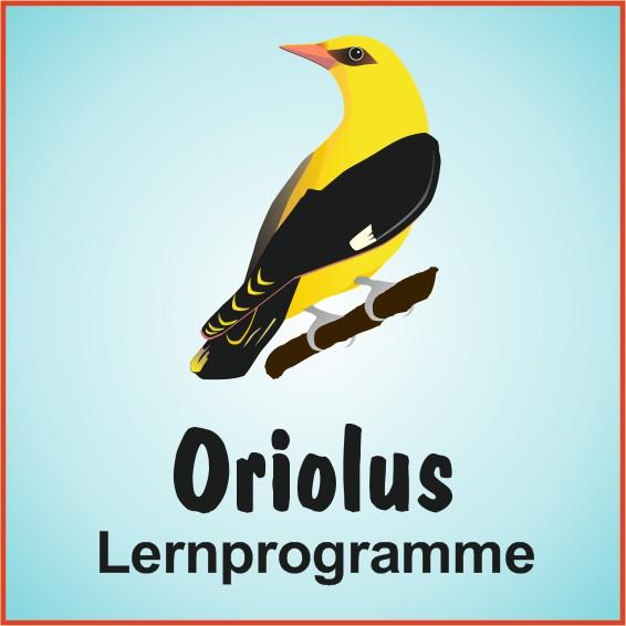 Oriolus Lernprogramme
